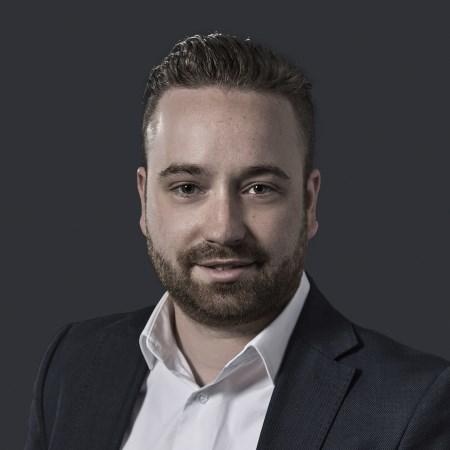 Michiel Swaans, sales consultant cloudoplossingen bij SPS