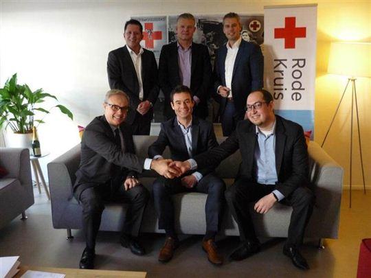 Human Inference pakt datakwaliteit Rode Kruis aan