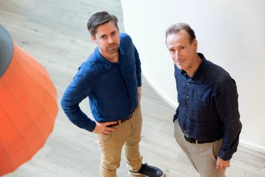 John Sjölander, Patrick Polak