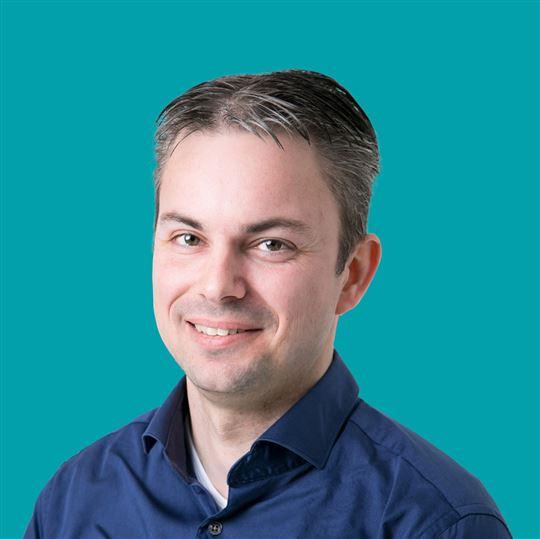 Olaf Adams, Customer Experience Manager bij Ictivity.