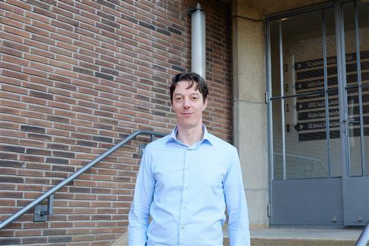 Jeroen Bouvrie wordt directeur van Luminis Nederland