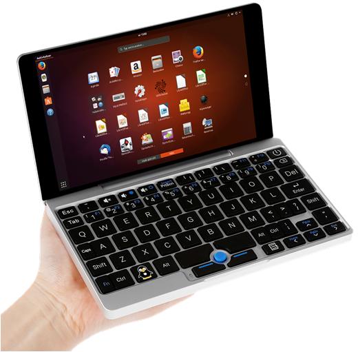 kleinste ubuntu notebook