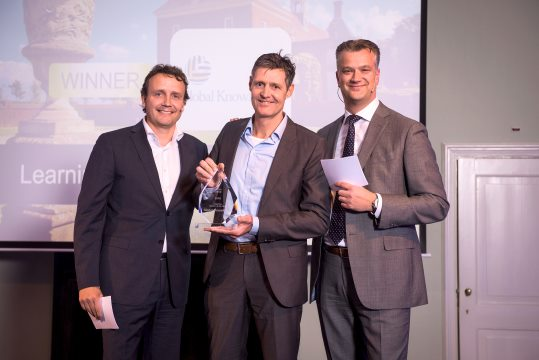 Cisco Learning Partner of the Year 2016 – Nederland