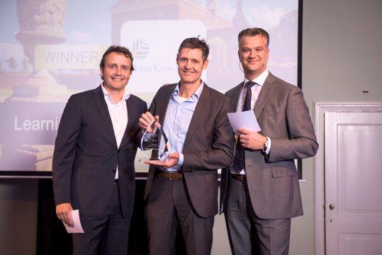 Cisco Learning Partner of the Year 2016 – Nederland