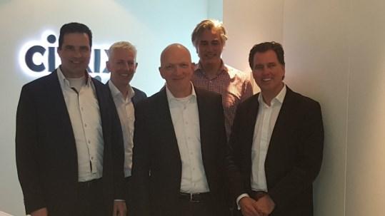 Citrix erkent ICT-Partners als Citrix Platinum Partner