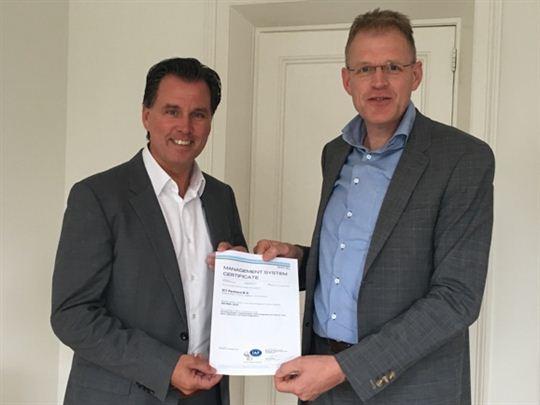 Pascal Verberkt (Algemeen directeur) & Rudi van Luttikhuizen (Directeur Finance & HRM)