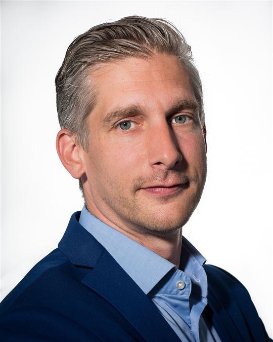 Ronald Bezuur, managing director Uniserver