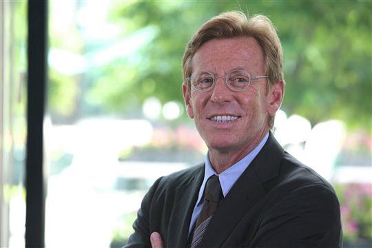 Herve Tessler, President International Operations bij Xerox