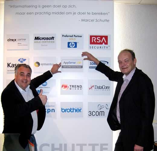- AppSense_gaat_partnership_aan_met_Schutte_Informatisering