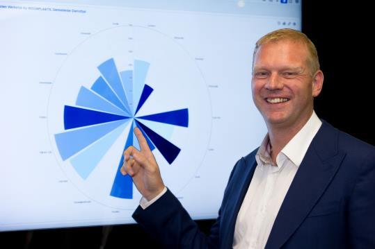 Gudron van der Wal, medeoprichter van Forceview