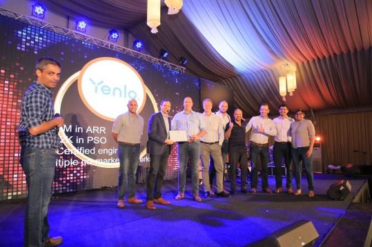 Globale integratiespecialist Yenlo ontvangt Award voor Beste Partner van 2018 van WSO2