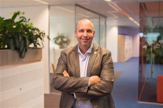 Yenlo CEO Ruben van der Zwan