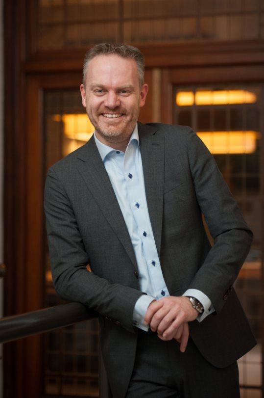 Marcel Antons, directeur strategie en innovatie