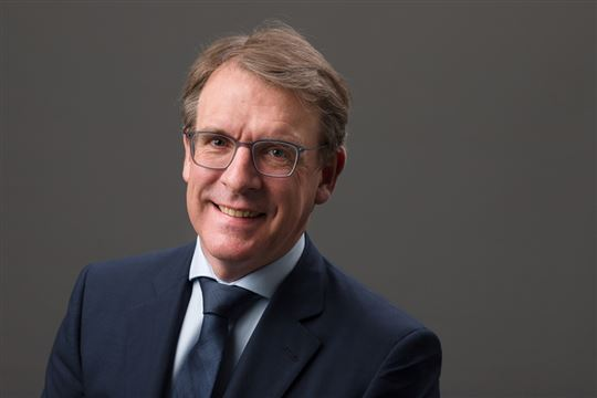 Hans de Labije, directeur van de VNSG