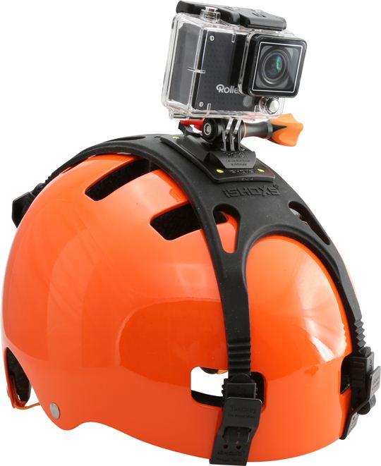 rollei lanceert nieuwe helmet mounts zonder lijm. Black Bedroom Furniture Sets. Home Design Ideas