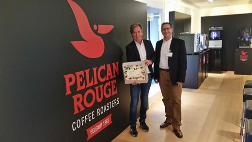 Pelican Rouge start met Elektronisch Factureren met Advanced-Forms® van Quadira