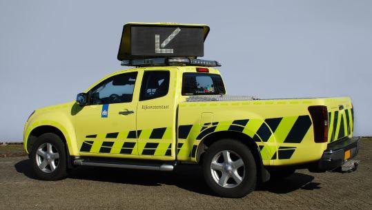 RAM ondersteunt weginspecteurs Rijkswaterstaat met eigen track-and-trace voertuigsysteem