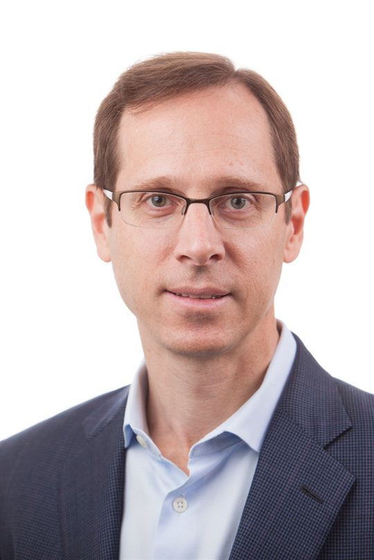 CEO Mike Tuchen van Talend