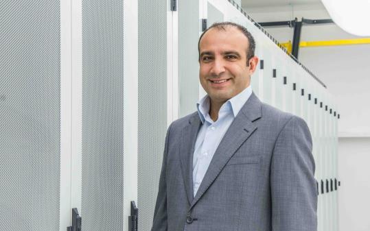 Murat Bayhan, oprichter en CEO van 3W Infra