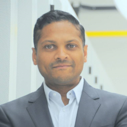Roy Premchand, Managing Director van 3W Infra