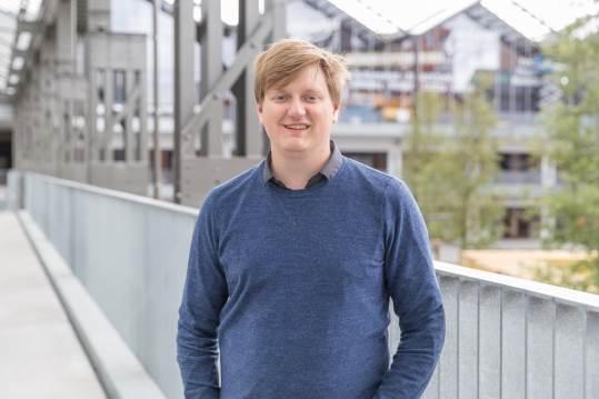 Jeroen de Wit, CEO van Teamleader