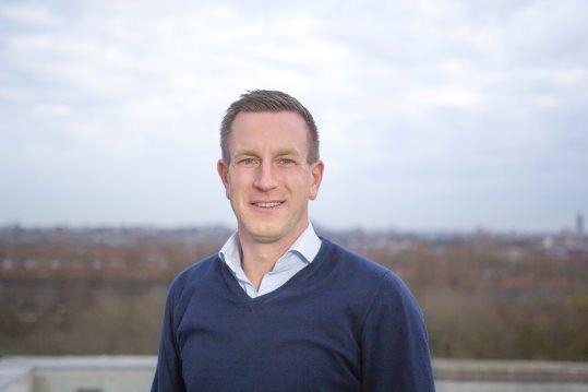 Sjoerd Göddeke (directeur Teamleader Nederland)