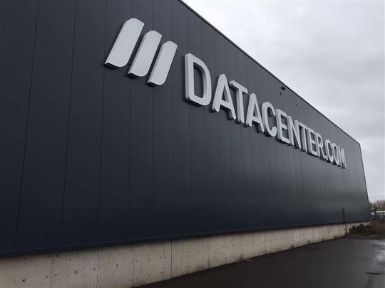 Datacenter.com AMS1 heeft een energiezuinige pPUE waarde van 1,04
