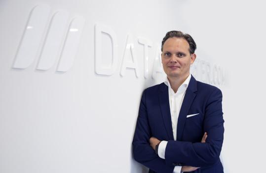 Jochem Steman, CEO Datacenter.com