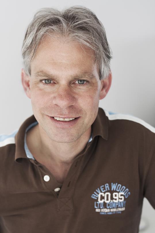 Peter van der Meer (algemeen directeur van JOYNE)
