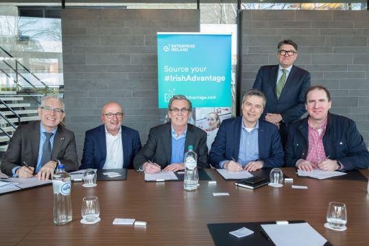 SPIE and CapX Nederland's sign deal