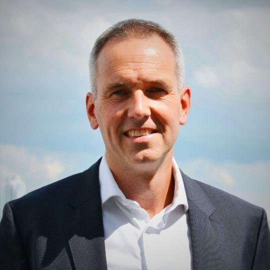 Dennis van Bodegom (49), Directeur Noord-Europa bij Shippeo