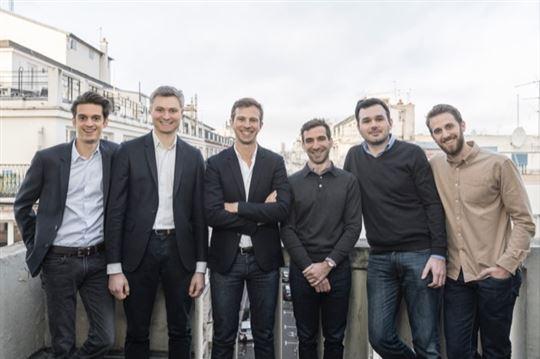 Shippeo MT: Jean-Bastien Dussart, Pierre Khoury, Lucien Besse, Brice Hua, David Barré, Thibaut Morlot