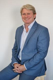 Steve Holmes (47), Sales Director bij Shippeo