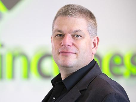 Oliver Menzel, CEO van maincubes