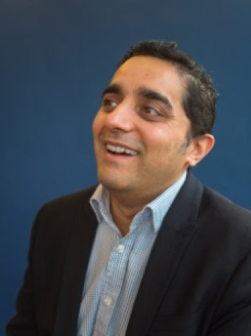 Ashish Patel, general manager EMEA