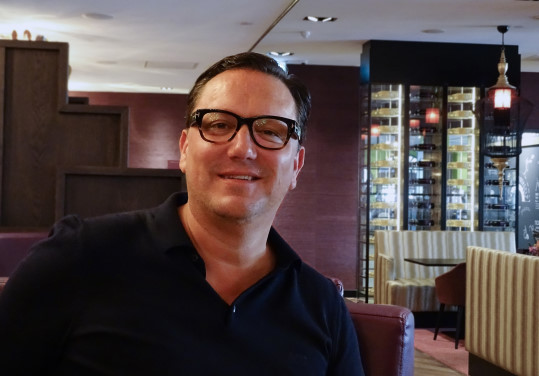 Matt Pearson, EMEA & APAC channel en alliances director bij Securonix