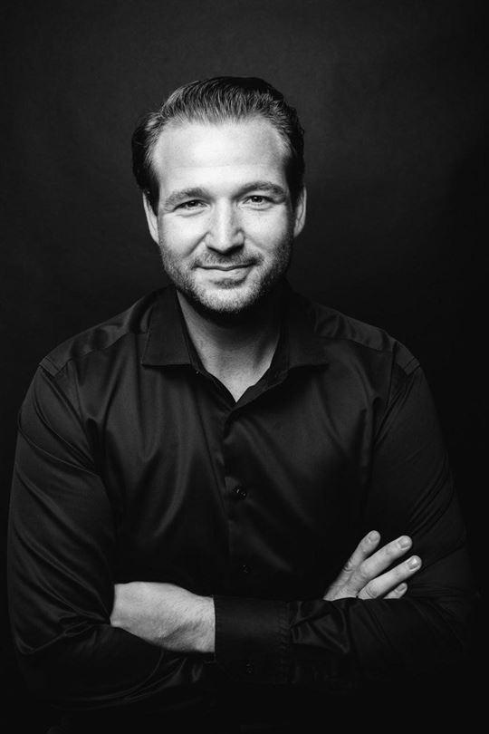 Lennert Vollebregt, CEO en mede-oprichter van Worldstream