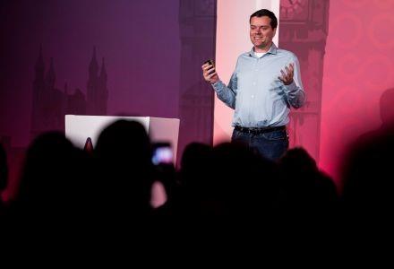 GitLab's CEO Sid Sijbrandij