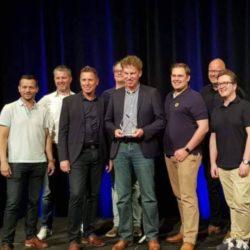 Winnaar PEGA Business Impact Award Las Vegas 2018 als meest innovatieve wereldwijde Government oplossing