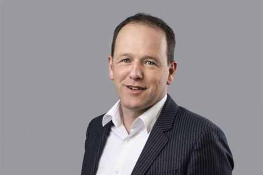 Martijn Hakstege, CEO Tesorion