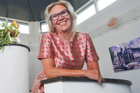 Petra van Schayik, CEO Compumatica