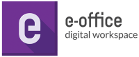Logo e-office