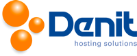Logo Denit Hosting Solutions