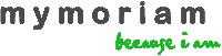 Logo MyMoriam BV