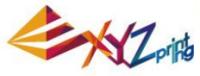 Logo XYZprinting Netherlands B.V.