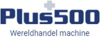 Logo Plus500