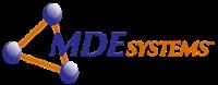 Logo MDE Systems BV