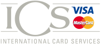 Logo International Card Services (ICS)