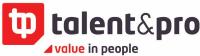 Logo Talent&Pro