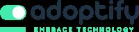Logo Adoptify